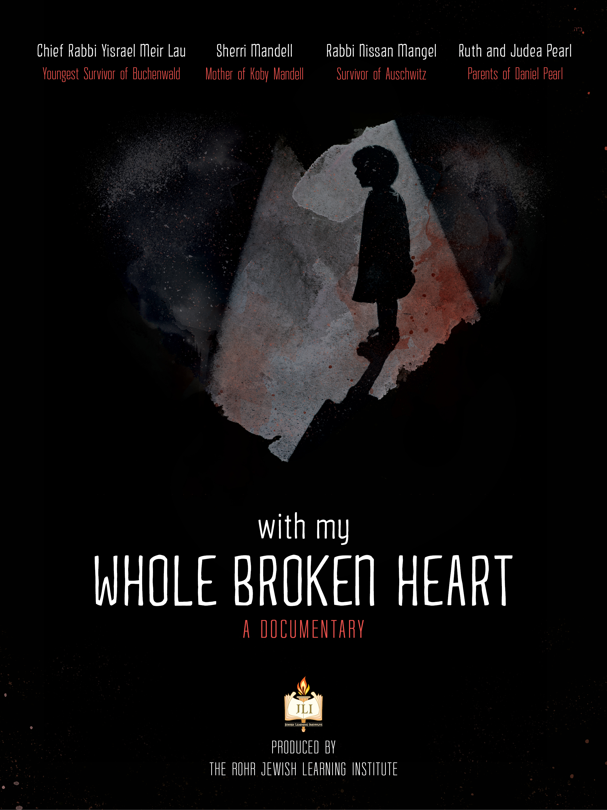 with A Whole Broken Heart