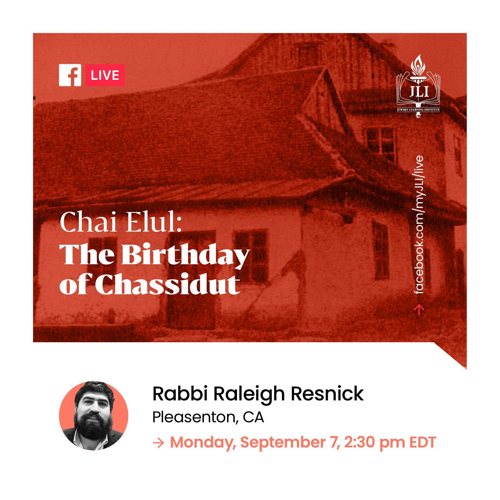 Chai Elul: The Birthday of Chassidut